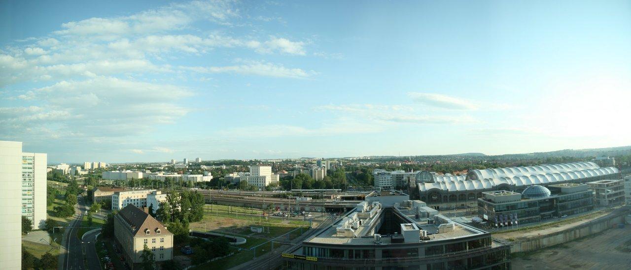 Panorama Prager Spitze