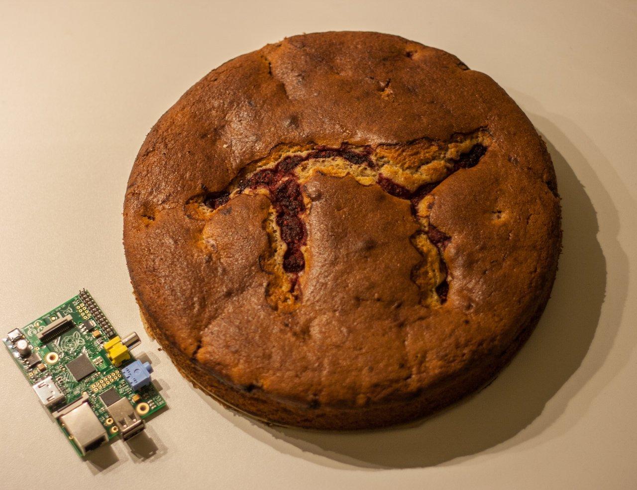 Raspberry Pi, Raspberry Pie