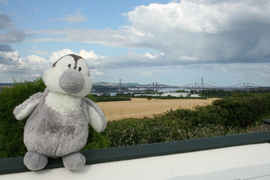 Wonders of Engineering Day – Forth Bridges